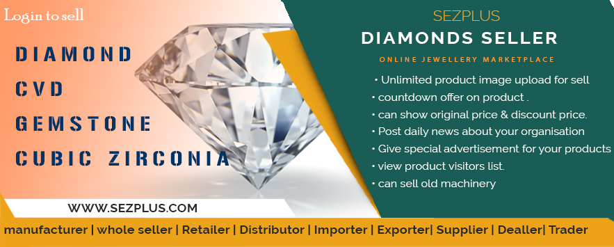 Diamond-stone-seller