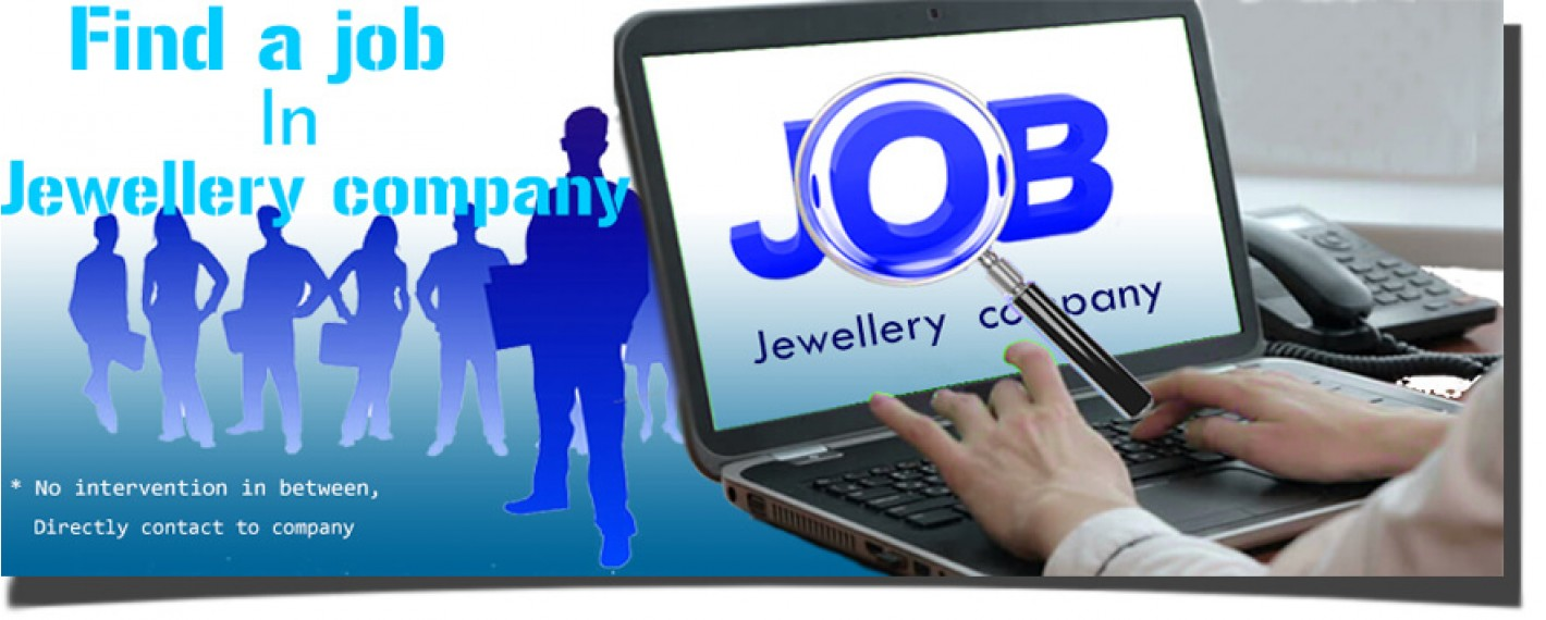 Jobs in jewellery industry