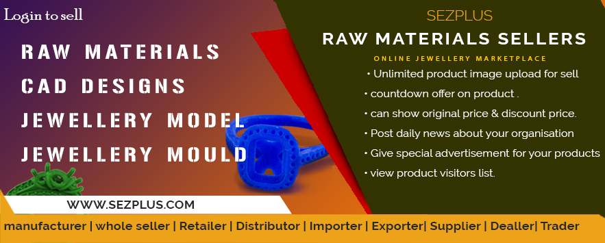 Raw materials-seller