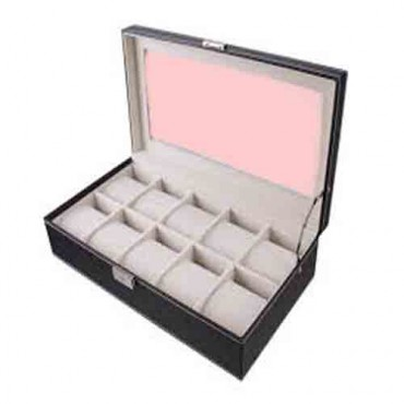 Cufflink display box