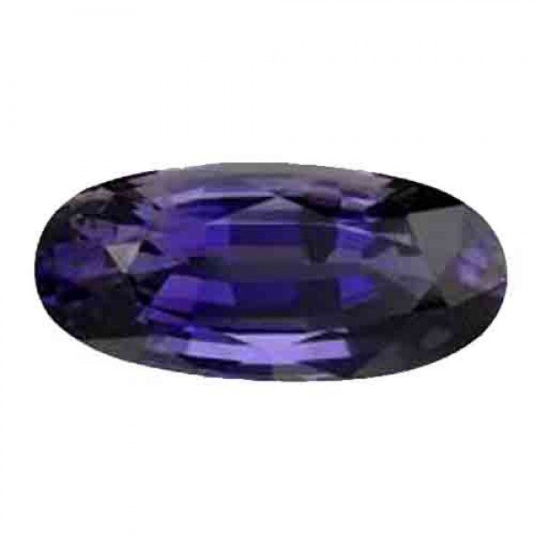 IOLITE oval shape